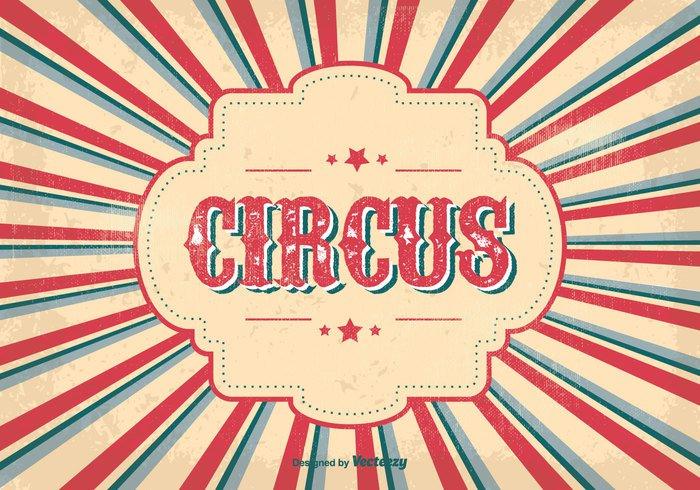 Vectores de circo para descargar gratis