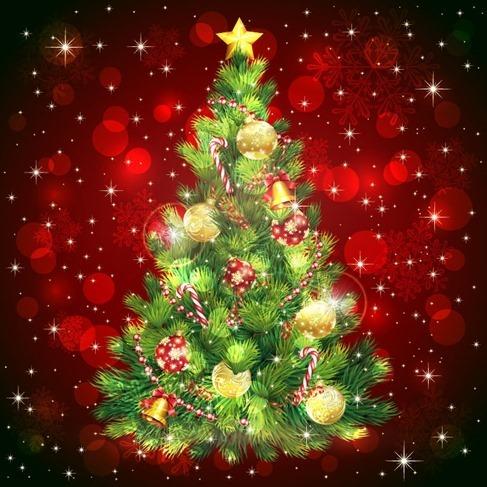 rboles navide os vectores de arboles de navidad On imagenes de arboles navidenos