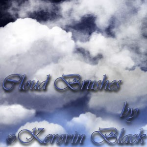 Pinceles de nubes gratis para Photoshop