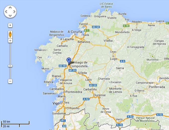 Geolocalización usando HTML5