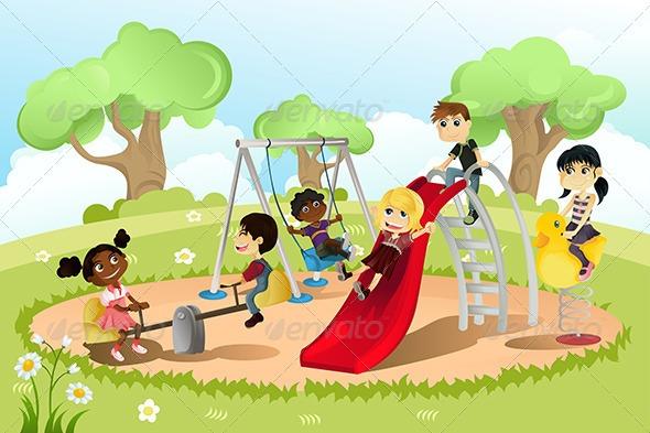 vectores-niños4