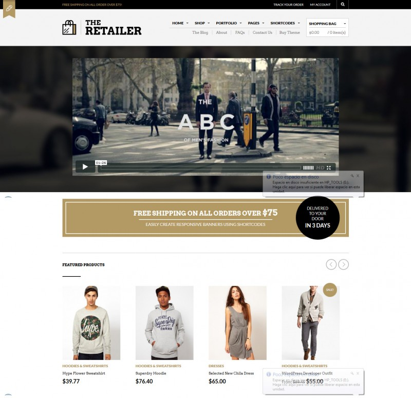 Temas WordPress para pantallas Retina Display