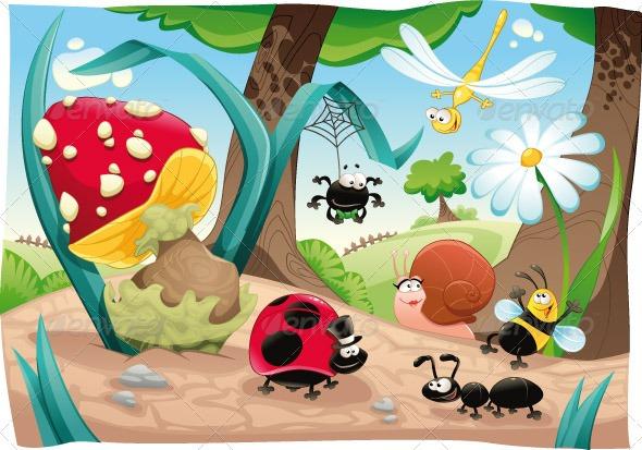vectores-insectos