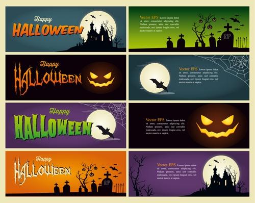 vectores_halloween_banners2