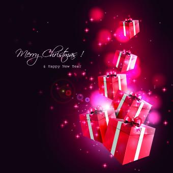 Vectores de tarjetas de navidad gratis recursos web seo - Postal navidad original ...
