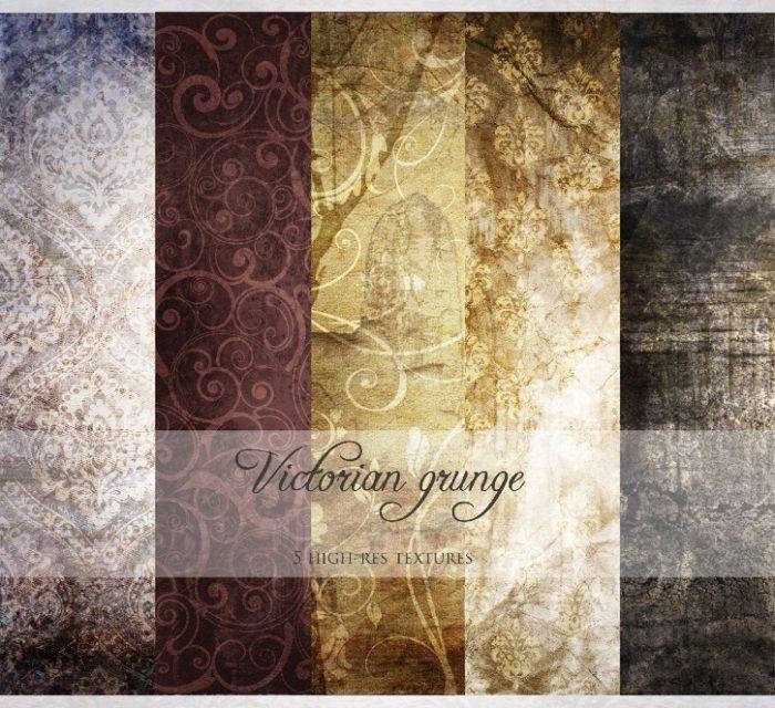 Texturas vintage gratis para tus diseños