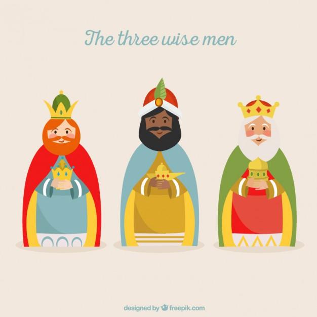 tres-reyes-magos-vectorial