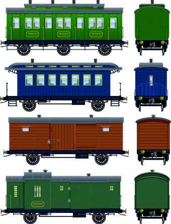 vectores-trenes