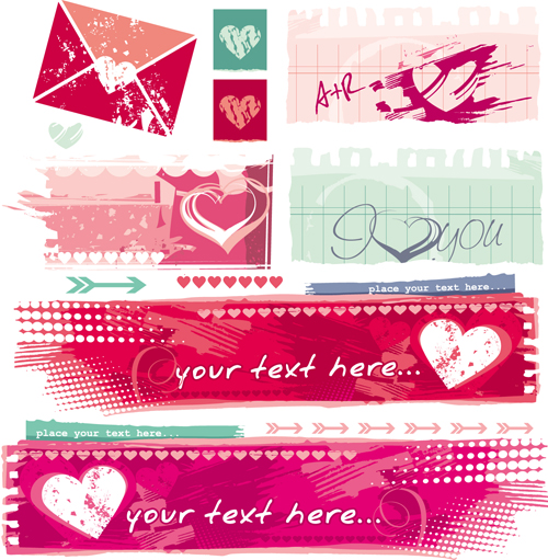 banners_san_valentin_vector