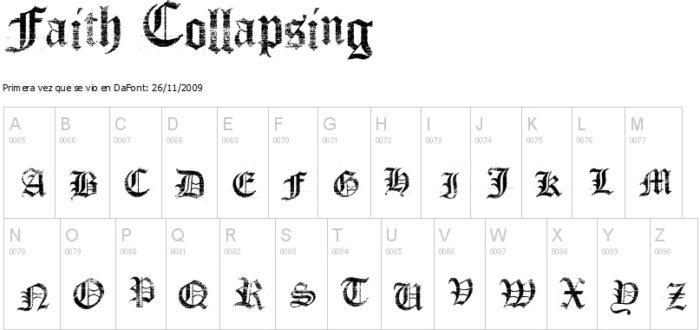 tipografia edad media