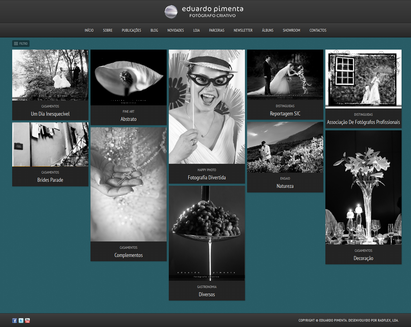 paginas web portfolio