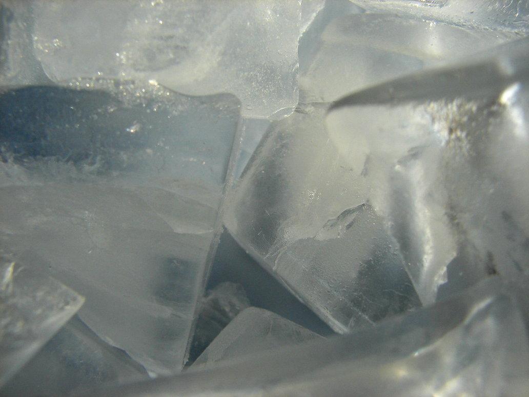 texturas de hielo