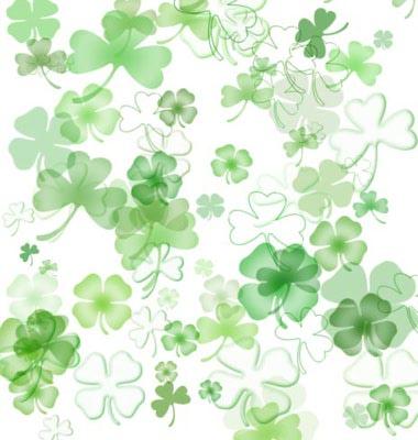 Pinceles Photoshop Día de St Patrick