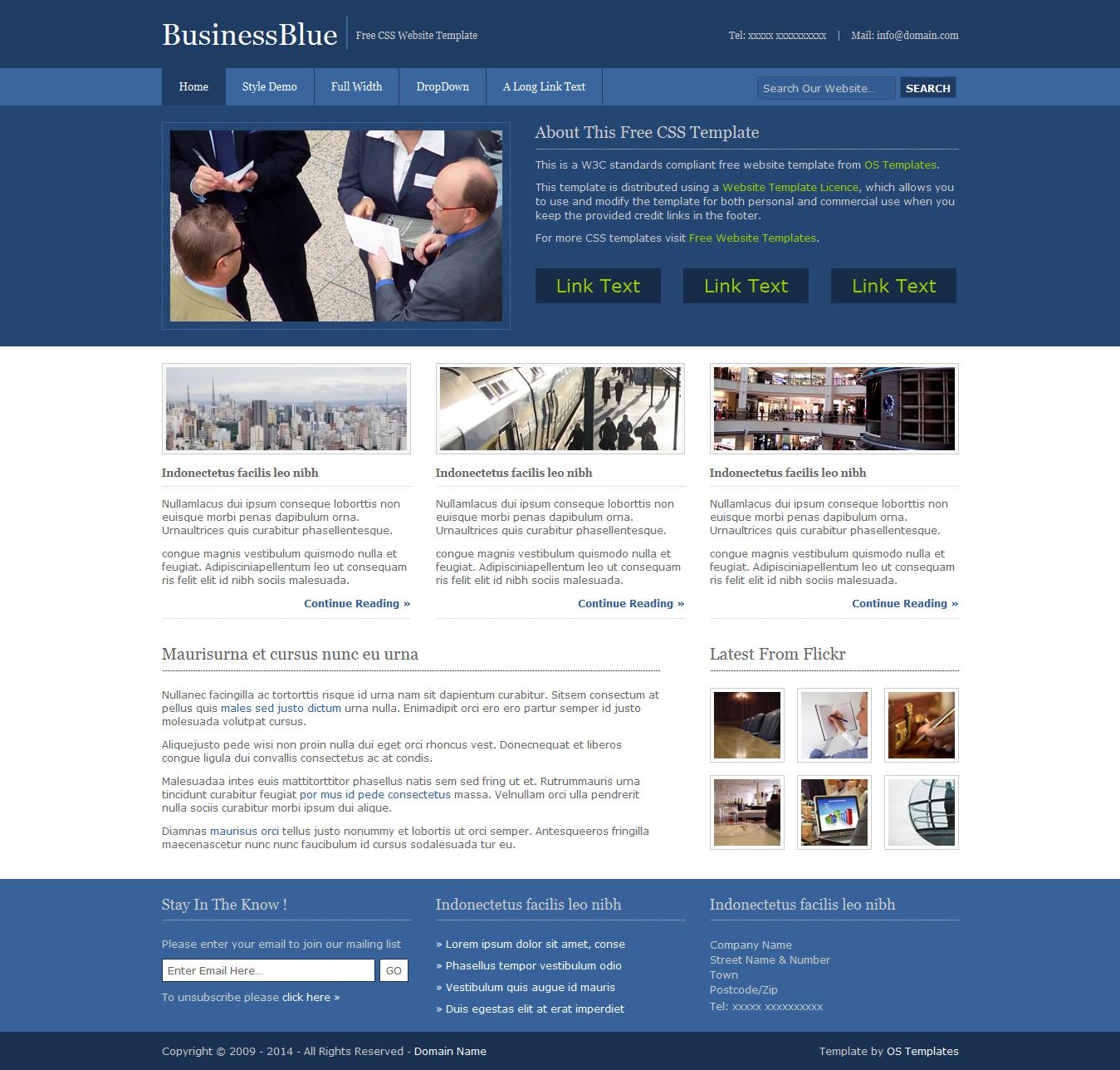 Plantillas web para abogados en psd gratis - recursos WEB & SEO