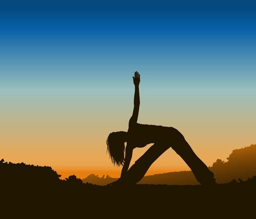 vectores-yoga