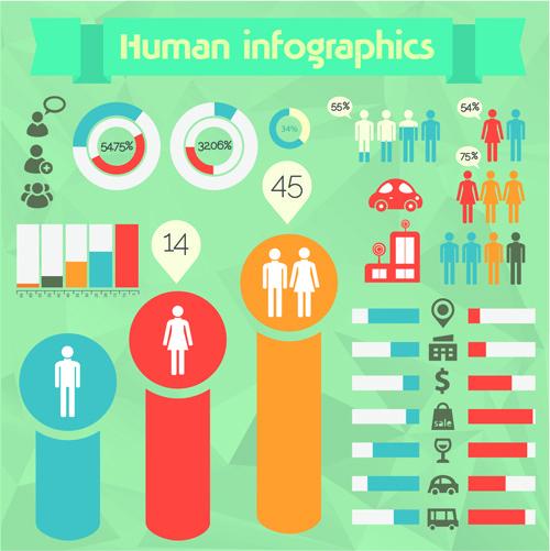 vectores para infografias