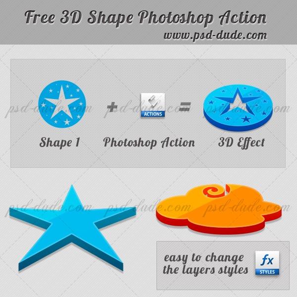 3d-action-photoshop