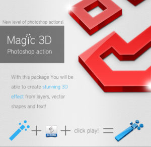 Acciones 3D