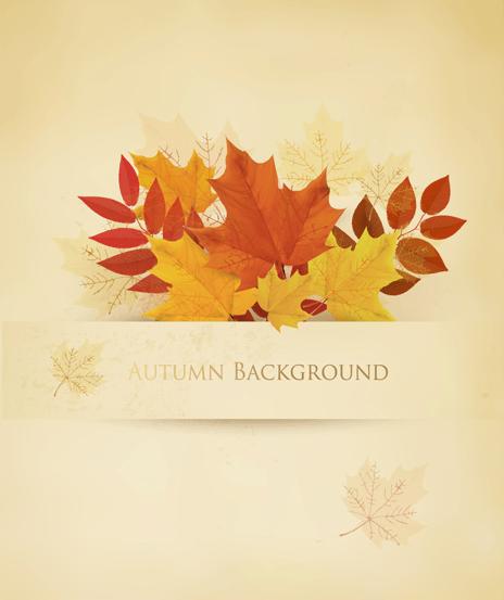 vectores-fondo-otoño