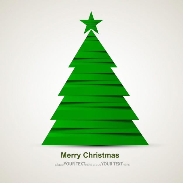 Rboles navide os vectores de arboles de navidad - Arbol de navidad diseno ...