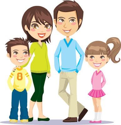 Vectores de familias
