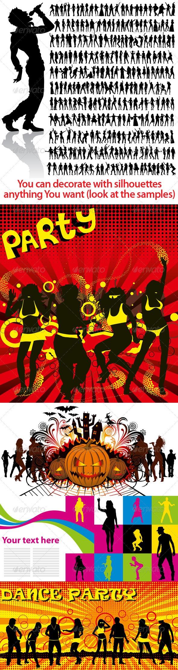 siluetas-gente-bailando