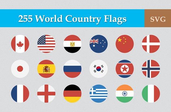 banderas de países