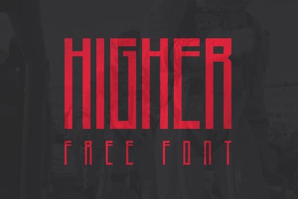 Tipografías cuadradas gratis para diseñadores