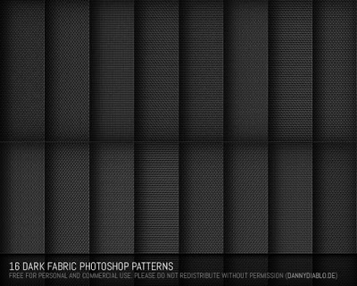 Patrones de tejidos gratis para Photoshop