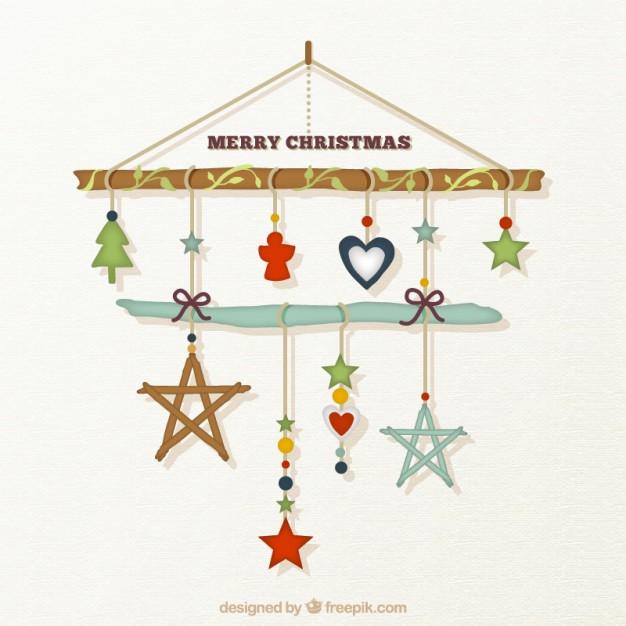 vectores postales navidad 2015 5 - Postales Originales De Navidad