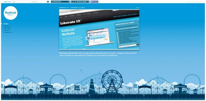paginas-web-azul