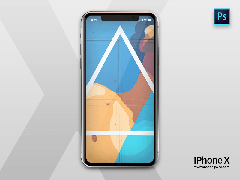 iphone psd