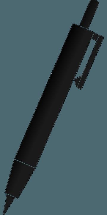 silueta-boligrafo-vector