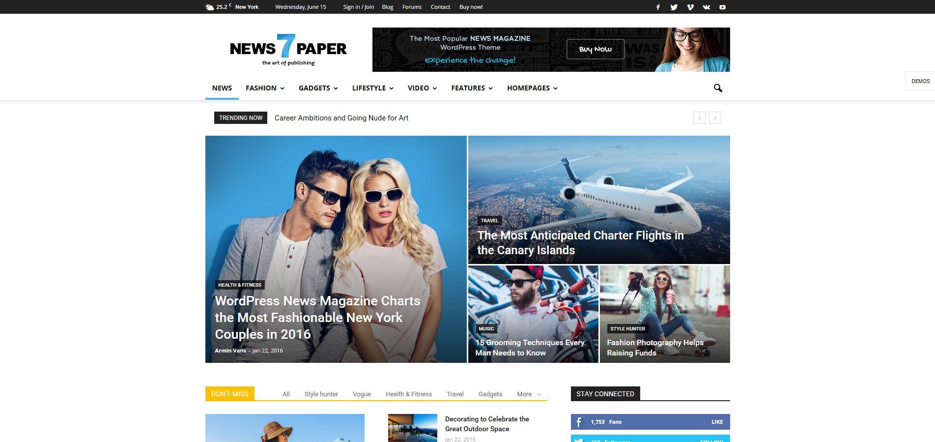 newspaper-plantilla-wordpress-noticias