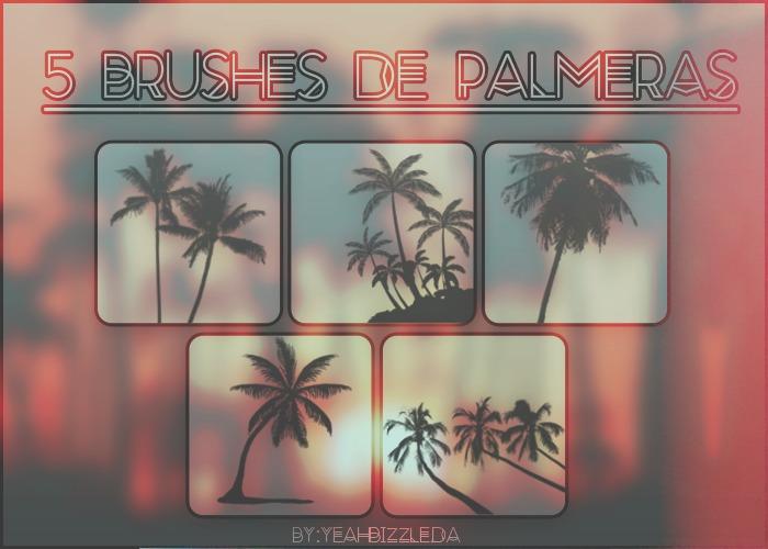 5-pinceles-palmeras-photoshop