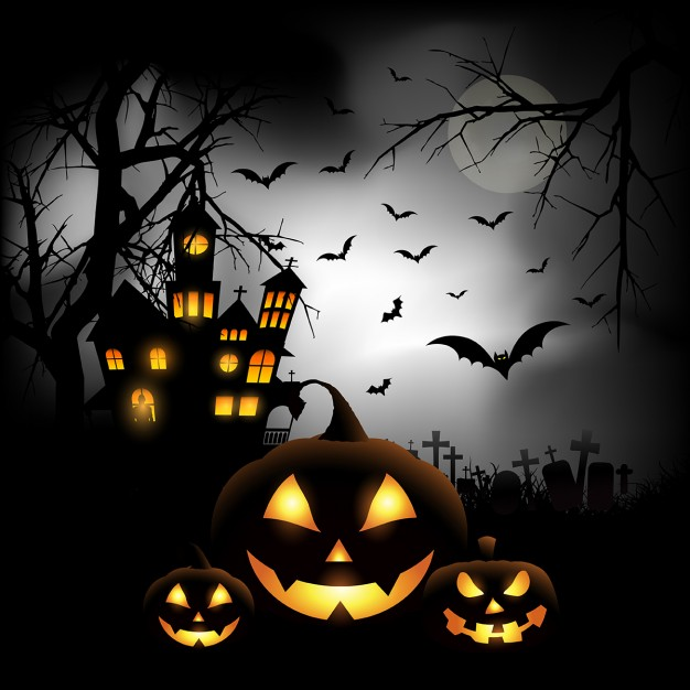 Vectores halloween para descargar gratis illustrator - Recortables de halloween ...