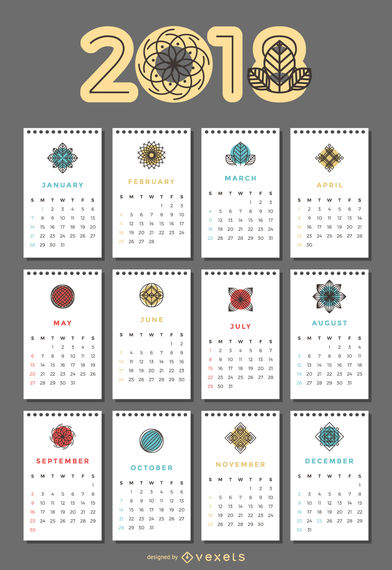 calendar-vector-free