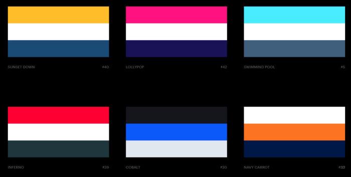 Los mejores generadores de paletas de colores para diseñadores