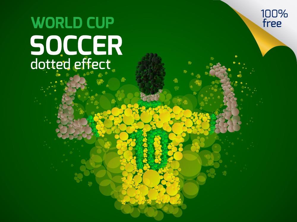 vectores-futbol-mundial-brasil