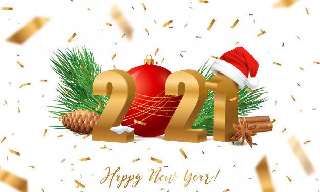Felicitaciones de año nuevo que te enamorarán