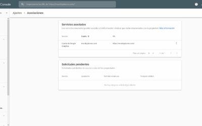 Como enlazar Google Search Console con Analytics